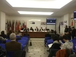 Celebrazioni benedettine 2016 oggi la presentazione a for Sede parlamento roma