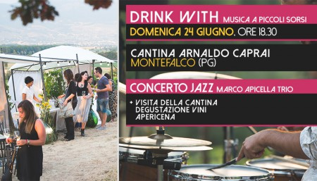 DRINK WITH | Cantina Arnaldo Caprai