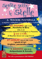Serate sotto le Stelle