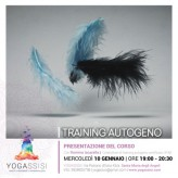 Training autogeno - Yoga Assisi